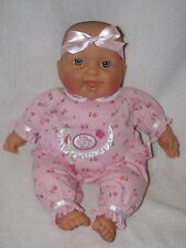 "15"" Laughing Baby Doll By Berenguer In Pink Outfit"