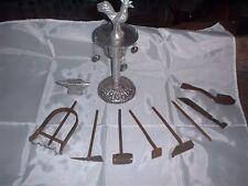 Herramientas de GUERREROS- Tools for -WARRIORS-OZUN-OGUN-Lukumi-Santeria-ifa