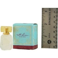 WITH LOVE HILARY DUFF 0.13 oz / 3.9 ml EDP Splash Miniature Women - NEW IN BOX