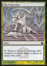 The Protector NM Theros Prerelease Hero Promo MTG Magic Hero's Path UNUSED CODE