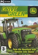 JOHN DEERE DRIVE GREEN for PC SEALED NEW