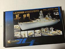 Lionroar 1/350 LS350008 IJN Nagato for Hasegawa