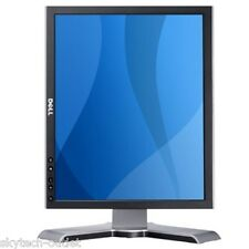 Cheap 17 inch Monitor DELL UltraSharp  LCD TFT Screen USB DVI for Office, CCTV A