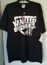 New York Yankee Majestic T Shirt - Size 2XL - NWT