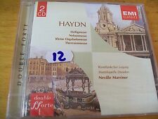 HAYDN MASSES MARRINER  DCD SIGILLATO EMI