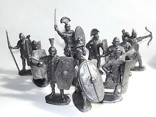 NEW! Russian toy soldiers. Roman legionaries. 1/32 scale. 60 mm.