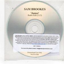 (FS566) Sam Brookes, James - 2014 DJ CD