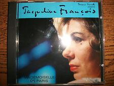 Jacqueline Francois-Mademoiselle De Paris-1988 Jacques Canetti-France!