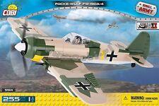 Cobi Toys blocks Focke-Wulf Fw 190 A - 4 Small Army nr 5514 plane fighter bricks