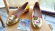 Charlotte Olympia Lucky Kitty BNIB Size 38.5
