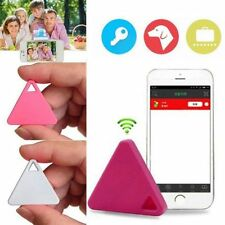 Cute Pet Child Tag Tracker Wallet Key Finder GPS Locator Alarm Bluetooth 4.0 CA