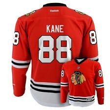 ($70) REEBOK Chicago Blackhawks PATRICK KANE nhl Jersey YOUTH KIDS BOYS m-medium
