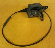 2001 honda civic cruise control regulator servo