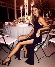 NEW $350 Stone Cold Fox Owen Gown In Black Size 3 (Large) Nasty Gal Free People