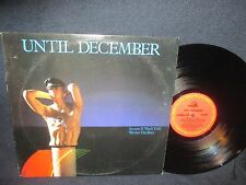 "Until December ""Secrets(I Won't Tell)/We Are the Boys"" 12"" Single"