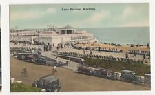 Sussex, Band Pavilion Worthing Postcard, B142