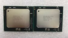 Match Pair 2 Intel Xeon E7-4830 2.13 GHz Eight Core Processor SLC3Q