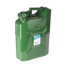 Kanister Metallkanister 10 Liter Benzinkanister Kraftstoff PKW Metall 563474