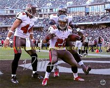 DOUG MARTIN AUTOGRAPHED AUTO 8x10 RP PHOTO TAMPA BAY BUCCANEERS RB FANTASY RB TD