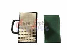 NEW Briggs and Stratton Replacement Air Filter and Pre filter 499486S 273638