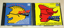 2 CD SET - ALLES PRIMA NDW NEUE DEUTSCHE WELLE - FALCO NENA WITT TRIO HUBERT KAH