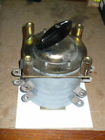 Electro Switch 107604A-2AS Snap Action Rotary Switch, 200 Amp, 600 Volt , Used