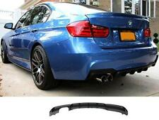 DIFFUSEUR ARRIERE LOOK M PERFORMANCE POUR BMW SERIE 3 F30 320i 328i 328xd
