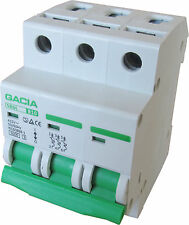 Leitungsschutzschalter SB6L 3P B10A, Sicherungsautomat MCB