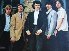 THE ROLLING STONES - 1960'S MAGAZINE CUTTING (FULL PAGE PHOTO) (REF KC5)