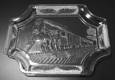 EAPG - Rail Road - Train - Bread Plate