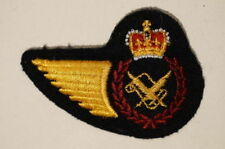 Canadian RCAF Trade Wing Patch Administration Clerk