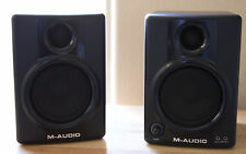 M-Audio Studiophile AV40 Powered Monitor Speakers