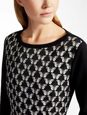 NWT MAX MARA butterflies top blouse  xxl  new COL. 16/17  just in stores!$197