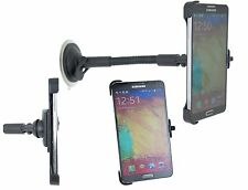 Car Windshield Mount Holder Stand Bracket for Samsung Galaxy Note 3 GPS Phone