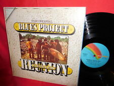 BLUES PROJECT Reunion in Central Park Live Double LP 1973 ITALY MINT-