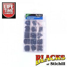 Blue Spot Tools - 225 Piece Assorted Metric Nitrile Rubber O-Ring Set,Car,40518