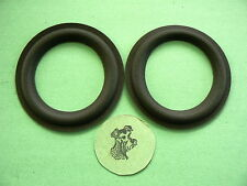 """INFINITY 5""""  RS-1000, RS-1001, RS-11 SPEAKER REPLACEMENT FOAM SURROUND KITS"""