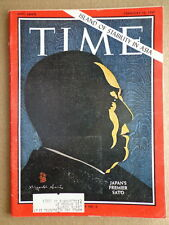 TIME magazine F10 1967 JAPAN Premier SATO-Ford MUSTANG-GINGER ROGERS-Red China