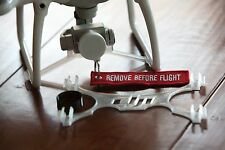 DJI Phantom 4 -  Deluxe Flight Kit - CLEAR - GG - Cap - Hood - Keychain