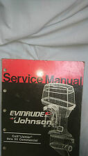 Johnson Evinrude fuera de borda Manual de servicio comercial Colt junior - 55