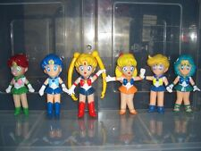vintage collection lot of 6 sd sailormoon figure 90s mars venus jupitar mercury