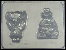 3D Cookie Monster Chocolate Candy Molds #154