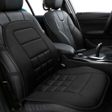NEW Sponge Soft 12V Winter Heated Warm Car Seat Cover Pad For Front Right Seat