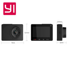 "Original Xiaomi Yi Smart Car DVR WiFi Dashcam Camera 130"" 1080P 30fps 2.7Inch"