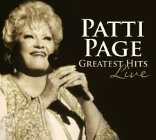 Patti Page - Greatest Hits Live [New CD] Manufactured On Demand