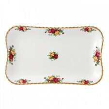 Royal Albert Old Country Roses 13 Inch Trays, Set of 2