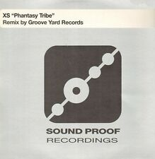 XS - Phantasy Tribe - 1996 Sound Preuve Recordings Royaume-uni - SPT 022