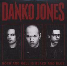 Danko Jones - Rock And Roll Is Black And Blue (Lim.Edition) CD (2012) neu & ovp