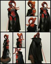 """Star Wars Custom NUR """"Umhang"""" für Sideshow Darth Talon Premium Format Statue"""
