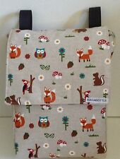 Bagabottle Pouch Bag Nappy Wipes Woodland Fox Bugaboo, Babystyle icandy & More